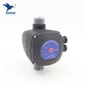 kontrollues presioni i pompës së ujit