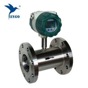 Sensori i rrjedhës së turbinës së ujit 4-20mA