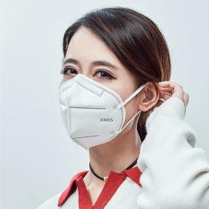 n95 Maska e disponueshme për të parandaluar smogun, për të parandaluar pluhurin dhe për të marrë frymë lirshëm