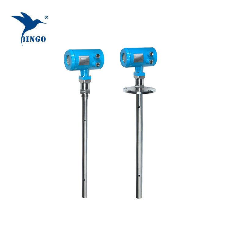Transmetues i nivelit të udhëzuesit të nivelit të ujit të udhëhequr me valë të lirë 4-20ma