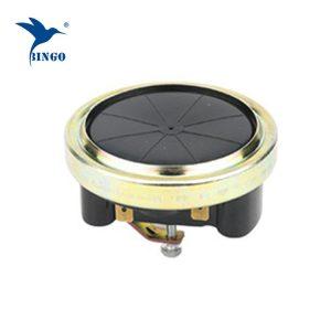 matës i diafragmës me fllanxhë çeliku inox matës elektrik të presionit të kontaktit