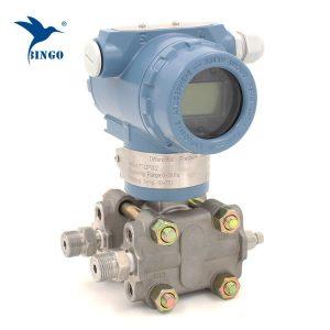 sensori i presionit diferencial për lëngun e gazit ajror