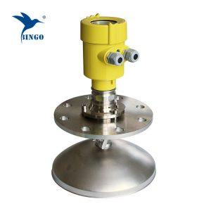 Frekuenca e lartë 4-20mA Hart transmetues të nivelit të radarit për pluhur të fortë