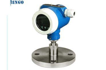 Transmetues me presion industrial me presion me flanxhë dhe diafragmë 316L
