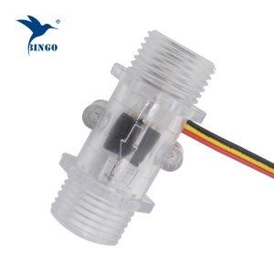 g1 / 2 dn15 3.5-24vdc Sensori i rrjedhjes së ujit prej 1-30l