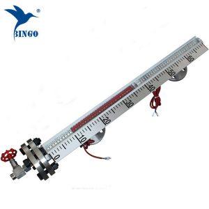 SUS304SUS316L matës i matjes magnetike anësore