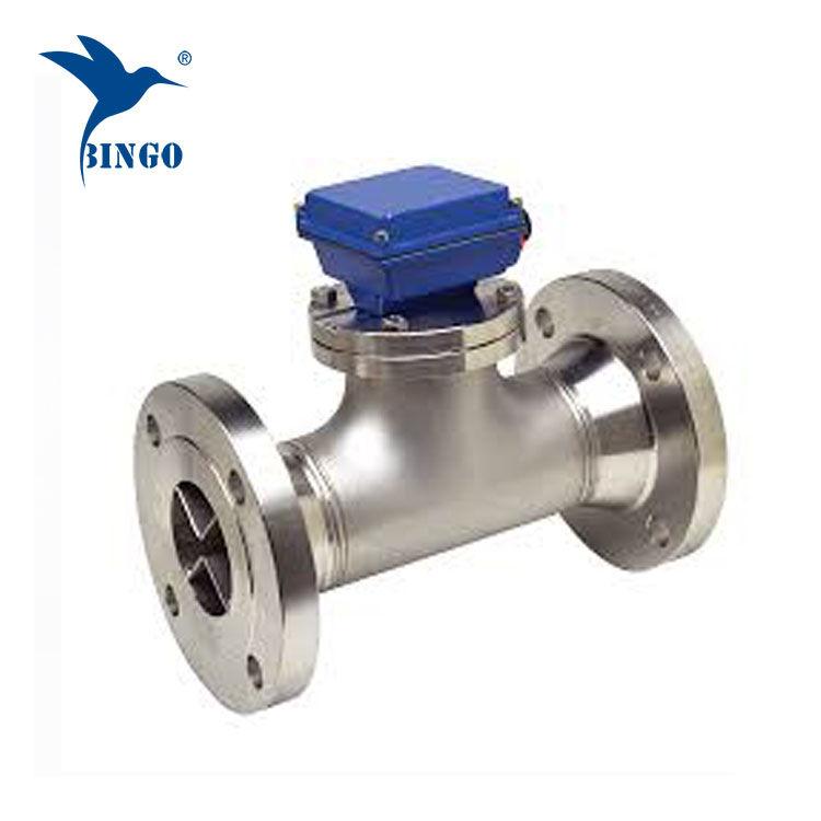 Sensor i rrjedhës së ujit me turbinë dixhitale
